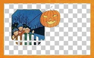 Halloween Jack-o-lantern Child Illustration PNG
