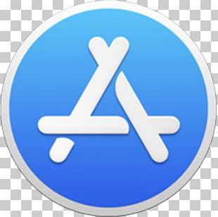 App Store Apple IOS 11 MacOS PNG