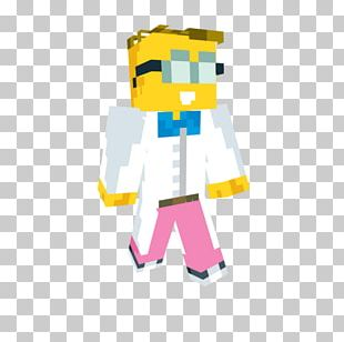 Slenderman Minecraft Logo Toy Character PNG