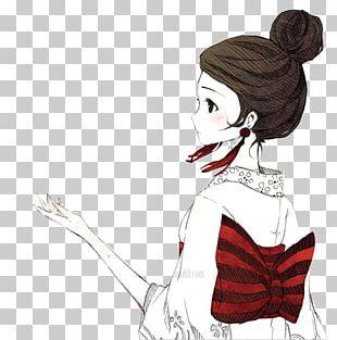 Anime Manga Kimono PNG
