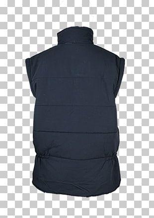 Gilets Shoulder Sleeve Black M PNG