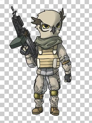 Military Soldier Mercenary PNG