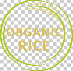 Rice Paddy Field Logo PNG