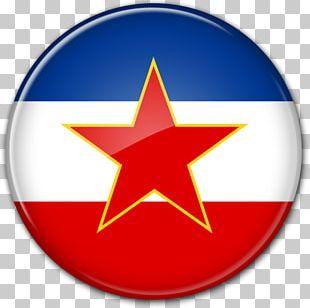 Flag Of Yugoslavia Serbia And Montenegro Socialist Federal Republic Of Yugoslavia National Flag PNG
