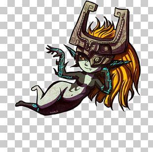 The Legend Of Zelda: Twilight Princess Midna Link Hyrule Warriors PNG