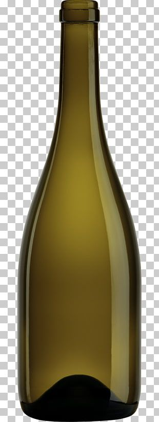 Champagne Wine Glass Bottle PNG