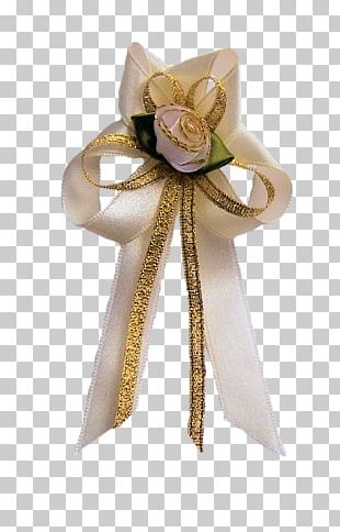 Gold Christmas Ornament Gift PNG