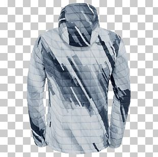 Hoodie Strata The North Face Plaid PNG