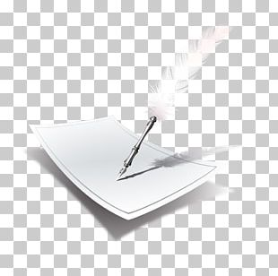 Pen Quill Feather Computer File PNG