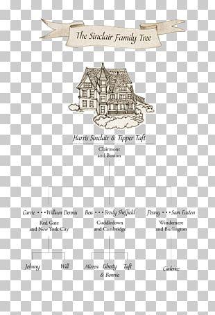 We Were Liars Family Tree Book The Disreputable History Of Frankie Landau-Banks PNG