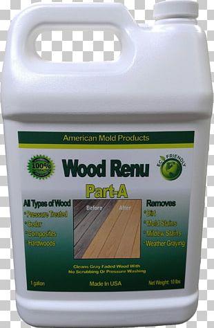 Bleach Wood Stain Mildew PNG
