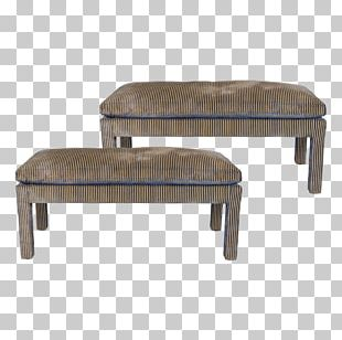 Furniture Foot Rests Coffee Tables Bench Couch PNG