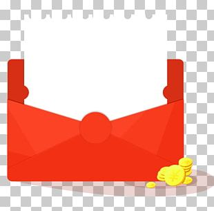 Red Envelope Chinese New Year PNG