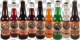 Beer Bottle Fizzy Drinks Root Beer Cream Soda PNG
