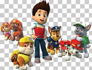 The Itty-Bitty Kitty Rescue (Paw Patrol) Owen Mason Dog PNG
