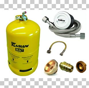 Gas Cylinder Liquefied Petroleum Gas Propane Bottle PNG