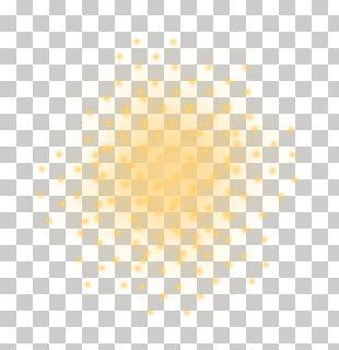Light Glare Computer File PNG