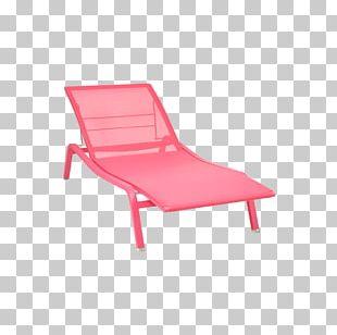 Deckchair Garden Furniture Chaise Longue Fermob SA PNG