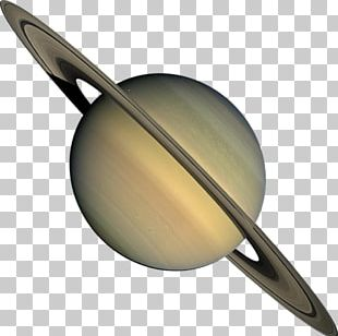Earth Saturn Planet Solar System Ring System PNG