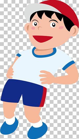 Sports Day Illustration Gymnastics School PNG