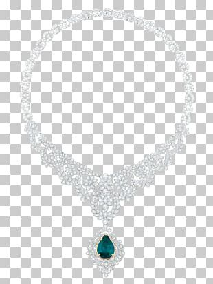 Necklace Emerald Diamond Costume Jewelry Clothing Accessories PNG