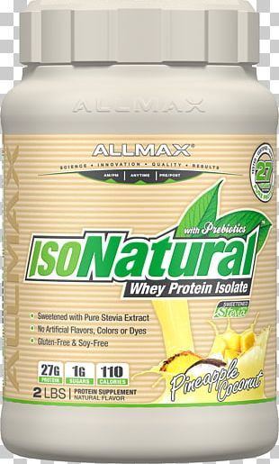 Dietary Supplement Whey Protein Isolate Sports Nutrition PNG