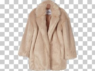 Fur Clothing Coat Fake Fur PNG
