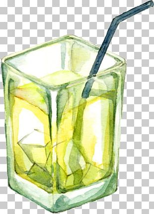 Ice Cream Green Tea Drink Food PNG