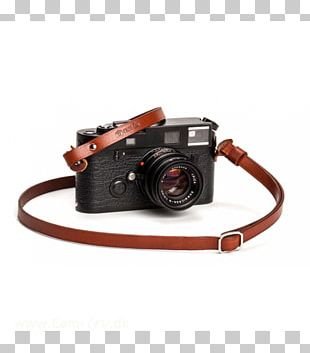 Strap Camera Leather Photography Fujifilm PNG