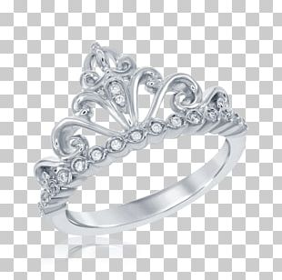 Cinderella Jewellery Engagement Ring Ring Size PNG