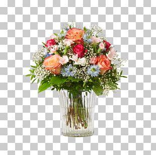 Cut Flowers Flower Bouquet Floral Design Interflora PNG