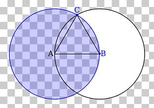 Equilateral Triangle Circle Geometry PNG