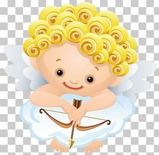 Angel Cartoon PNG