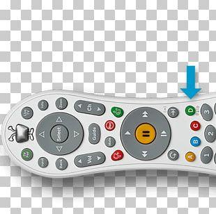 Remote Controls TiVo Digital Video Recorders TiVo Bolt PNG