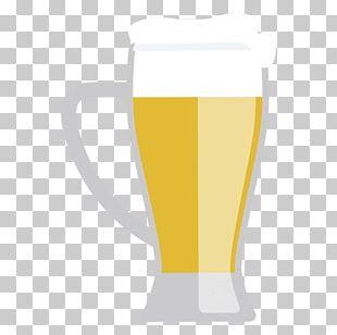 Beer Glasses Mug Pint Glass Tableware PNG