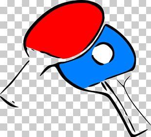 Ping Pong Paddles & Sets Table PNG