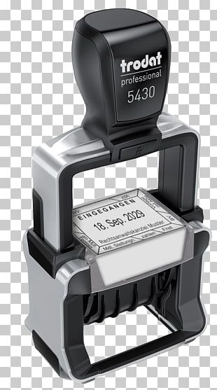 Trodat Rubber Stamp Postage Stamps Printing Color PNG