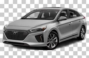 2018 Hyundai Ioniq Hybrid SEL Hatchback 2018 Hyundai Ioniq Hybrid Blue Hatchback Car Hyundai Motor Company PNG
