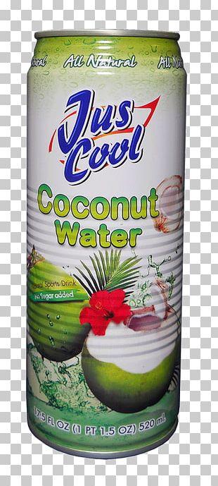 Coconut Water Juice Fizzy Drinks Beverages Flavor PNG