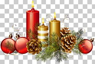 David Richmond Christmas Day The Christmas Candle Candy Cane PNG