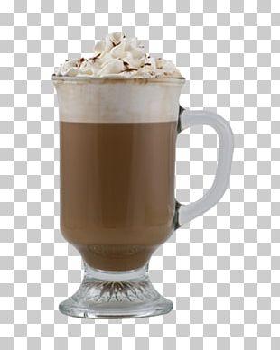 Latte Macchiato Coffee Espresso Cafe PNG