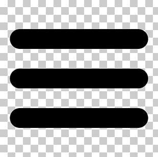 Menu Icon PNG