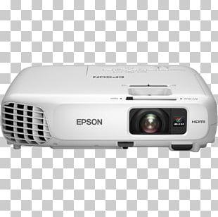 Multimedia Projectors Epson 3LCD XGA PNG