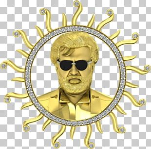 Rajinikanth Kabali Gold Jewellery Ring PNG