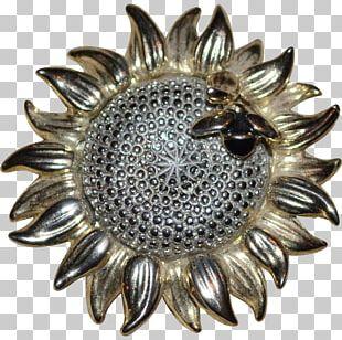 Metal Silver Brooch Jewellery Brass PNG