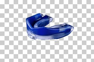 Mouthguard Blue Raspberry Flavor Sport PNG