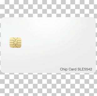 Smart Card EMV Integrated Circuits & Chips Credit Card Personal Identification Number PNG