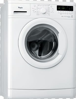 Washing Machine Whirlpool Corporation Clothes Dryer PNG