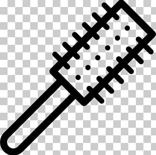 Beauty Parlour Comb Hairbrush Fashion Designer PNG