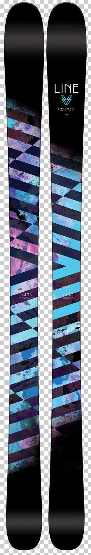 Line Skis Line Supernatural 92 2015/16 Freeskiing Freeriding PNG